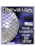 Awarded to Effigy Designs by Cyber Web 3.